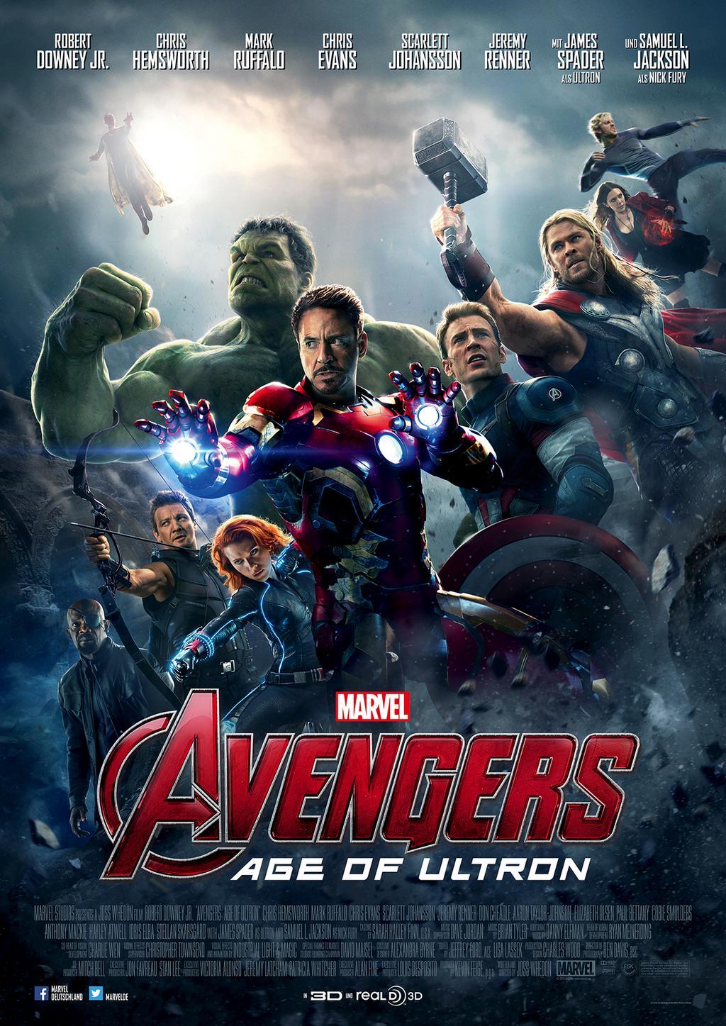 Avengers: Age of Ultron Prima Nocta